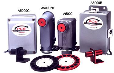 A5000 Zero Speed Switch